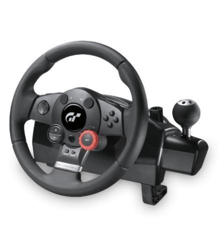 Volante driving forçe gt