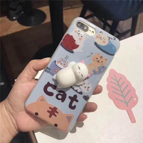 Capa Iphone gatinho poke