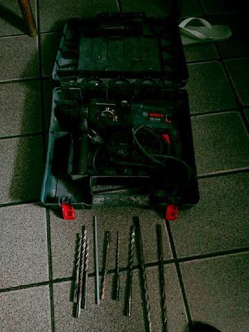 Martelete Perfurador Rompedor - Gbh 2-24 D - Bosch - 06112A02E0