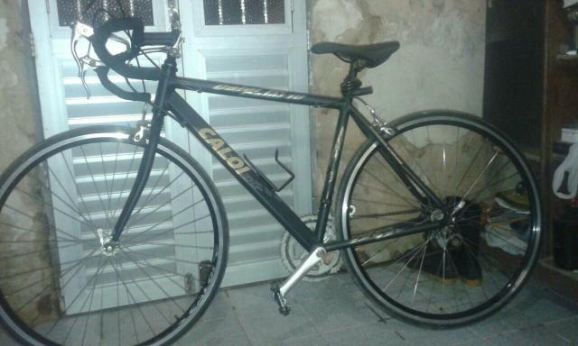 Vendo essa bicicleta muito boa aceito proposta