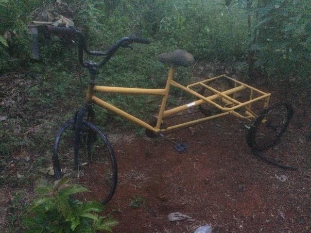 Triciclo para carga