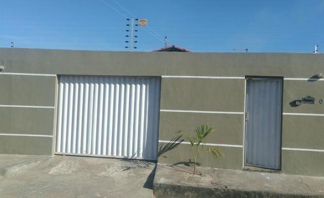 Vendo casa de conjunto financiada zona sudeste
