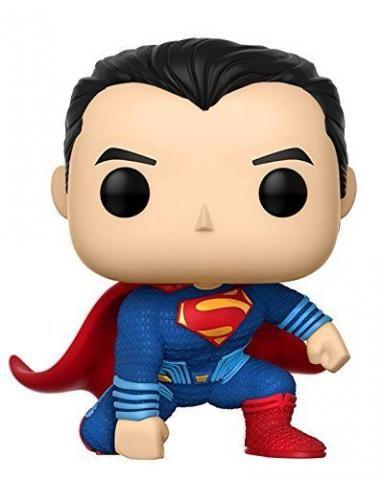 Funko Pop Movies: Liga da Justiça - Superman