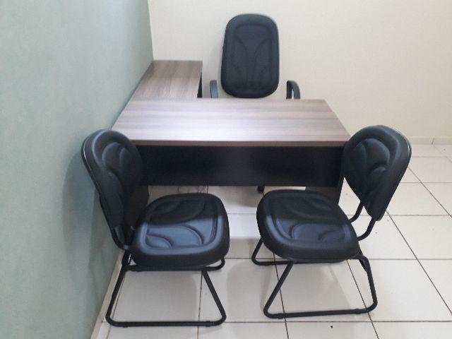 Conjunto escritório completo, Produtos novos