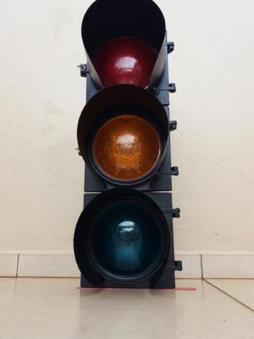 Semáforo Trânsito Antigo
