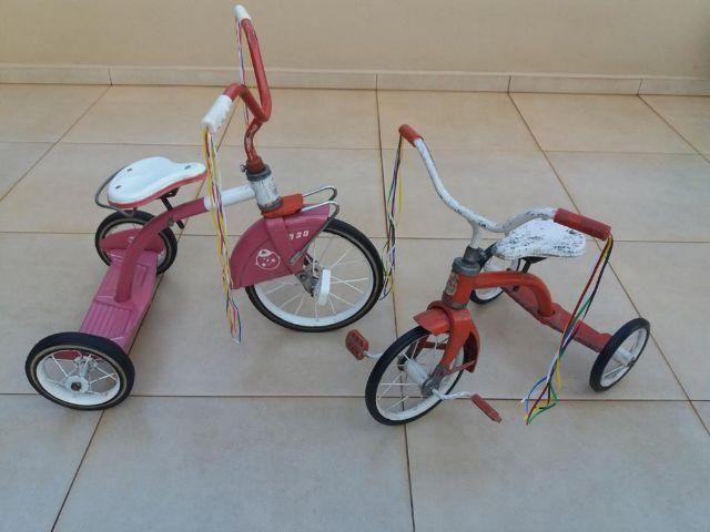 Triciclos Antigos Originais