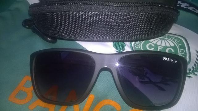 Oculos Prada masculino polarizado