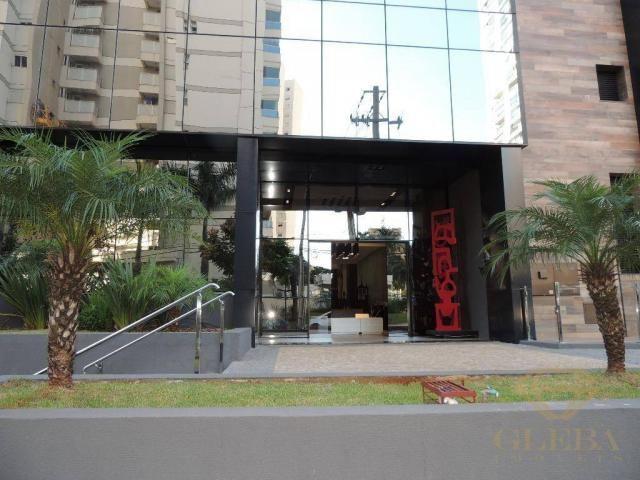 Edifício Geneve, Gleba Palhano, Londrina, 40m² SA0089 - Foto 2