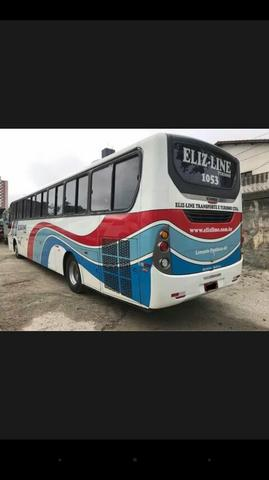 Ônibus Rodoviário Vw 17280 Induscar Solar - Foto 4