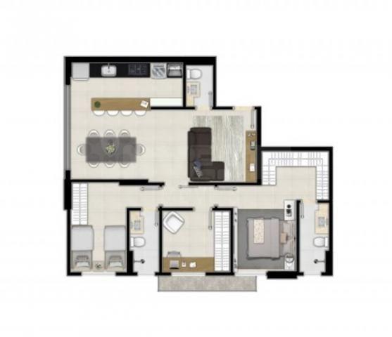 Apartamento à venda com 2 dormitórios em Setor marista, Goiânia cod:620868 - Foto 20
