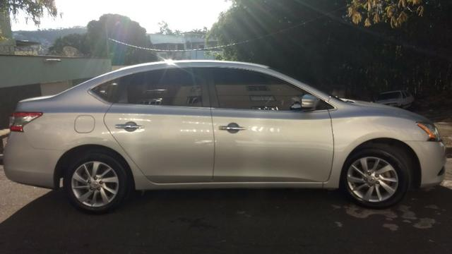 "Nissan Sentra SV 2014 com Multimidia Android 8"" - 56.800 Km"