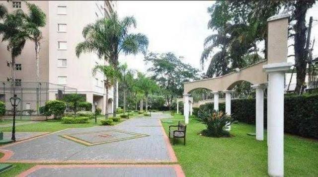 Apartamento à venda com 3 dormitórios em Morumbi, São paulo cod:54911 - Foto 2