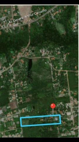 Sítio de 3 hectares próximo a AV.Arthur Carvalho - Foto 2