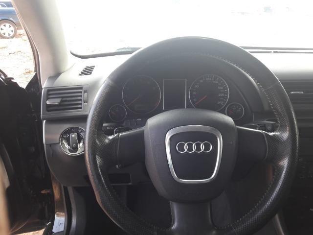 Audi A4 vendo bem abaixo do preço carro de leilão - Foto 3