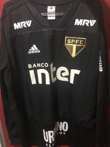 9483c9fd54 Blusa de manga comprida treino SPFC - Esportes e ginástica - Jardim ...