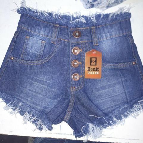 a48871898ae Short de Jeans de ziper. Direto da Fabrica - Roupas e calçados ...