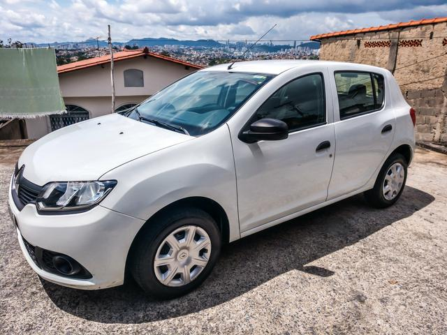 sandero authentique 1.0 - 2016