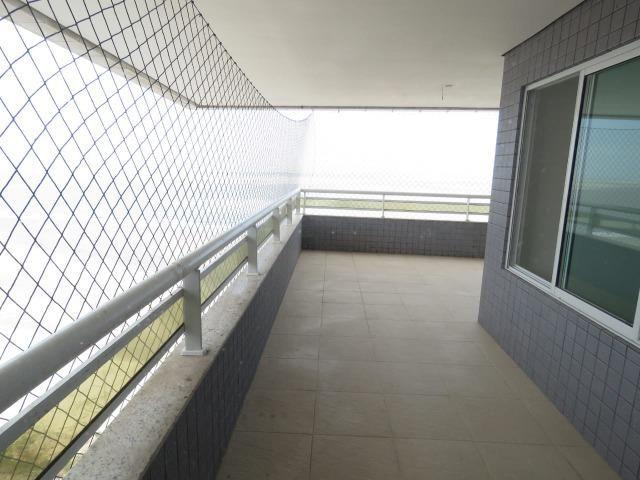 Locação na Península / 249m² / 4 suítes/ frente mar/ andar alto/projetados/ Exclusividade - Foto 15