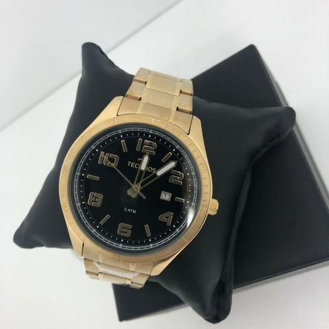 716c124501f Liquidação! Relógio Technos Dourado de 599