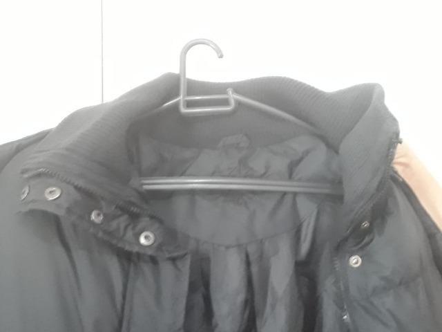 Casaco de frio preto - Roupas e calçados - Centro fe1f0874e62