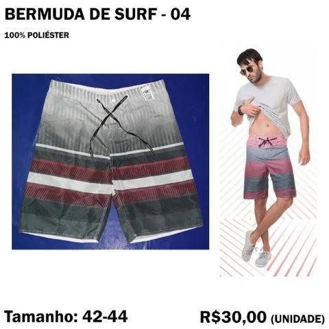 Bermuda Surf Surfista - Tamanho 42 - 44 - Foto 5