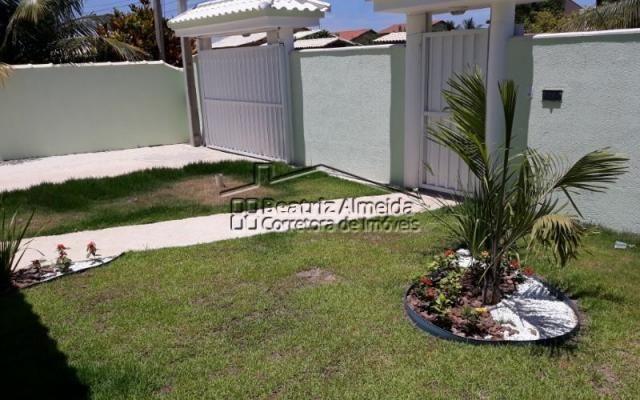 Maravilhosa casa de 3 quartos, sendo 1 suíte, no Jardim Atlântico - Foto 4
