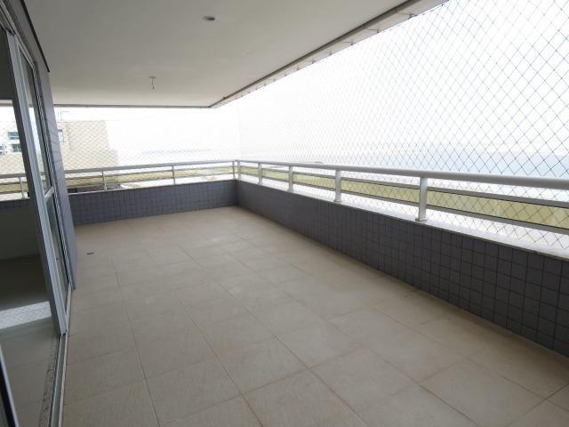 Locação na Península / 249m² / 4 suítes/ frente mar/ andar alto/projetados/ Exclusividade - Foto 11