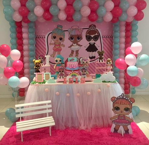 Decoração de Festas e Brinquedos