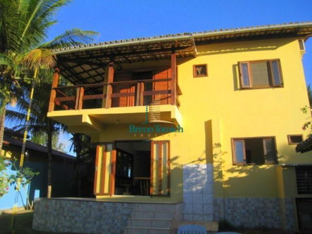 Casa com 3 dormitórios à venda, 266 m² por r$ 650.000 - village ii - porto seguro/ba - Foto 2