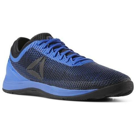 e0316cb8f7 Tenis Reebok Crossfit Nano 8 Tam 39 Azul Preto - Esportes e ...