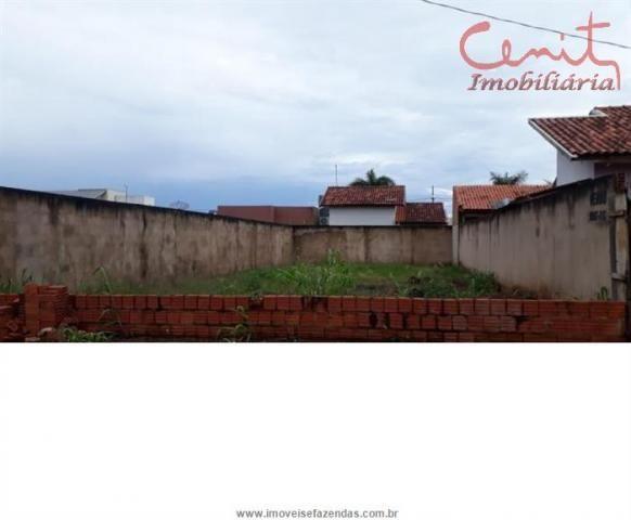 Terreno à venda em Novo tarumã, Tangara da serra cod:6725