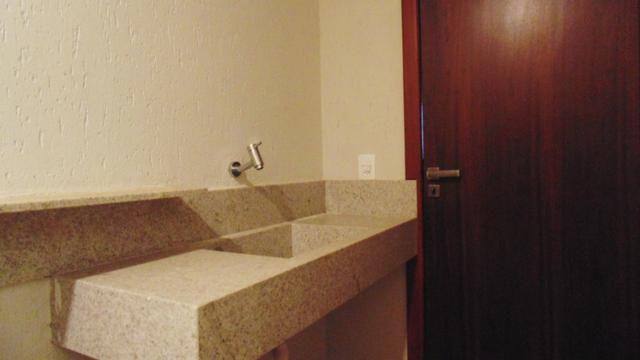 Magnifico sobrado moderno! 04 quartos, 02 suítes, espaço verde! - Foto 10