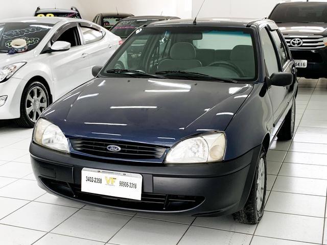Fiesta 1.0 2001 4 portas