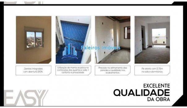 Apartamento 2 dormitórios com sacada e lazer - Apartamento em Lançamentos no bai... - Foto 14