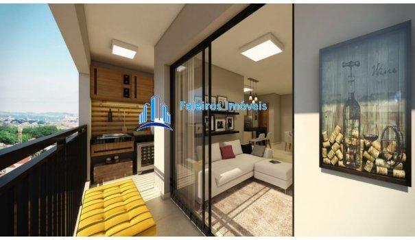 Apartamento 2 dormitórios e Sacada Jardim Paulista - Apartamento em Lançamentos ... - Foto 9