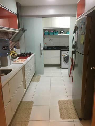 Apartamento 4/4 com suítes + Dependência - Condomínio Parque Tropical Odebrecht - Foto 12