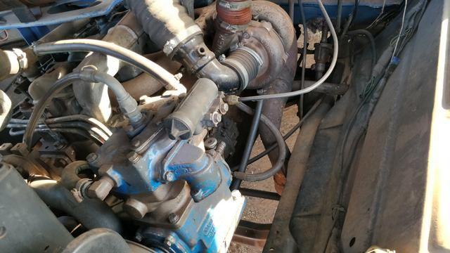 Ford F13.000 Caçamba Ano 86 - Foto 5