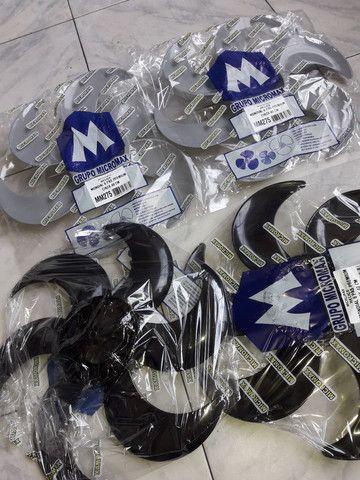 Palhetas Arno Mondial Malory e Britânia. 30cm. $30 / 40cm $40  - Foto 2