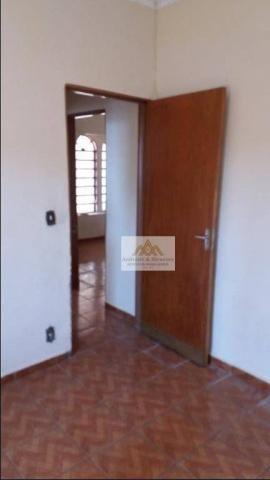 Casa com 2 dormitórios para alugar, 75 m² por R$ 880/mês - Vila Virgínia - Ribeirão Preto/ - Foto 11