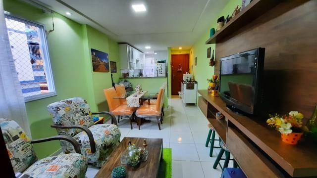 Apartamento 1 quarto c/ garagem no Centro de Guarapari - Foto 6