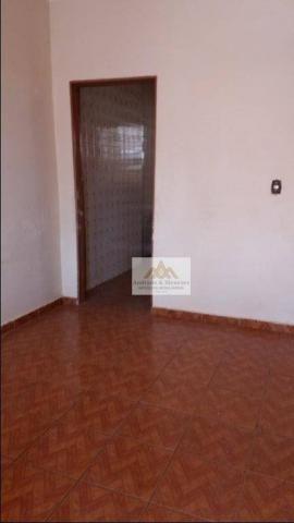 Casa com 2 dormitórios para alugar, 75 m² por R$ 880/mês - Vila Virgínia - Ribeirão Preto/ - Foto 6