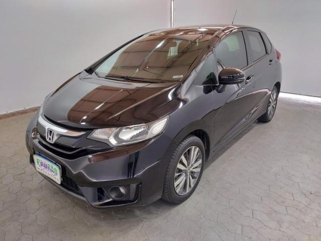 Honda Fit 1.5 16v EX CVT (Flex) - Foto 2