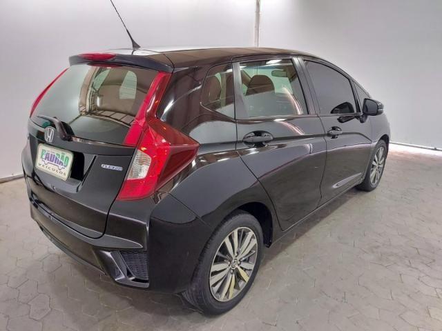 Honda Fit 1.5 16v EX CVT (Flex) - Foto 4