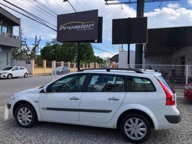 Renault Megane Grand Tour Dynam. Hi-Flex 1.6 16V - Foto 11