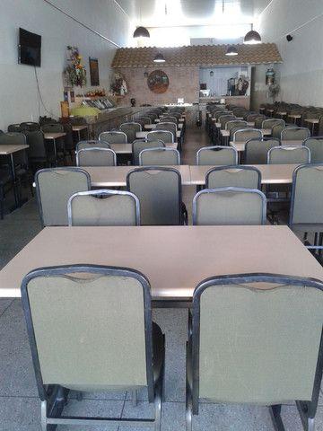 Mesas com 4 cadeiras  - Foto 2