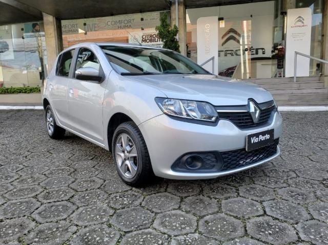 Renault Sandero SANDERP EXPRESSION 1.6 FLEX MANUAL 4P - Foto 2