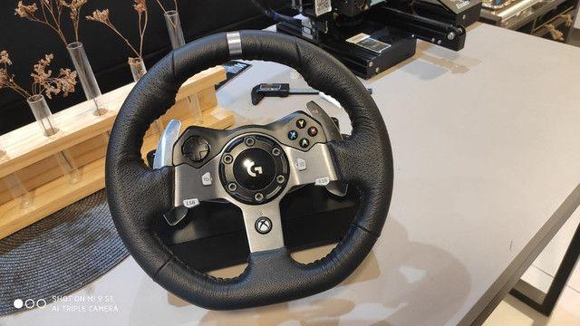 Volante Logitech G920 Driving Force Xbox One/PC + Cambio