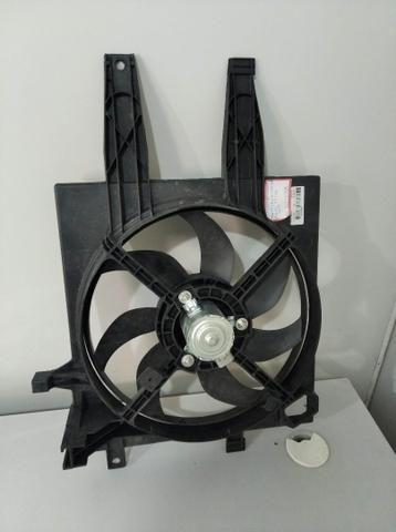 Eletroventilador Fiat Siena / Idea / Palio/ Strada Etc. Sem ar condicionado!!!! Original