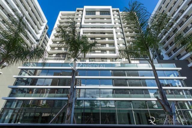 Apartamento para alugar com 1 dormitórios em Jardim do salso, Porto alegre cod:307116 - Foto 10