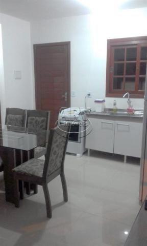 Casa à venda com 2 dormitórios em Jardim do bosque, Cachoeirinha cod:3041 - Foto 2